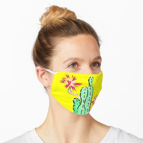Wüstenrose Maske