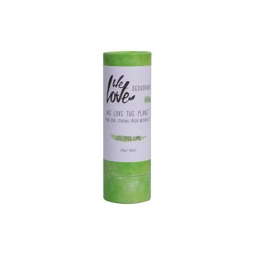 We Love The Planet Körperpflege Deodorants Luscious Lime Deodorant Stick 65 g