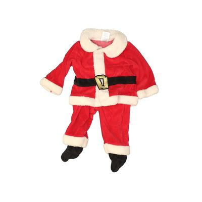 Little Wonders Costume: Red Accessories - Size 12 Month