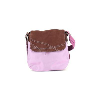 ellington - ellington Crossbody Bag: Purple Solid Bags