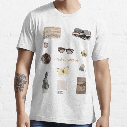 schau dir die Sticker Packs und die Notebooks an;) Essential T-Shirt