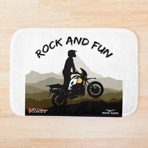 V85TT Rock und Fun Sahara Badematte