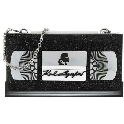 Karl Lagerfeld Video Tape Minaudiere
