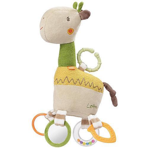 Activity-Giraffe mit Ring