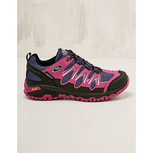 Brütting Damen Trekkingschuhe Expedition pink Outdoorschuhe