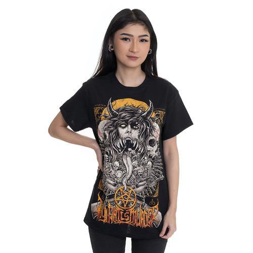 Thy Art Is Murder - Target - - T-Shirts
