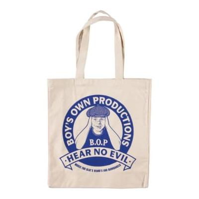 Boy's Own Productions - Natural Tote Bag