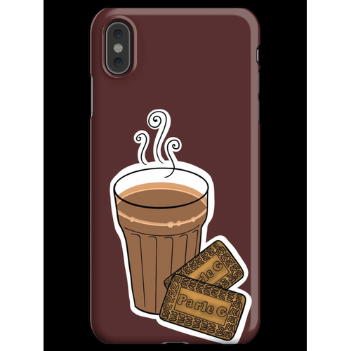 Chai-Keks iPhone XS Max Handyhülle