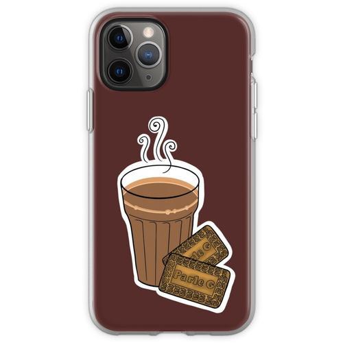 Chai-Keks Flexible Hülle für iPhone 11 Pro