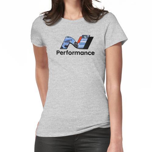 N Leistung - Leistung Blau Frauen T-Shirt