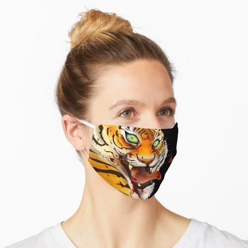TIGER SAUCE Version 3 Maske