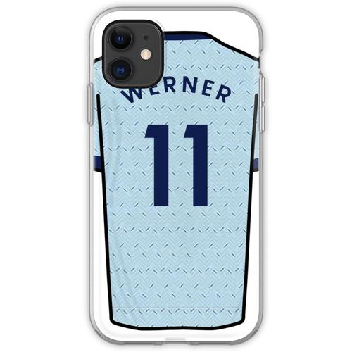Timo Werner Trikot Flexible Hülle für iPhone 11