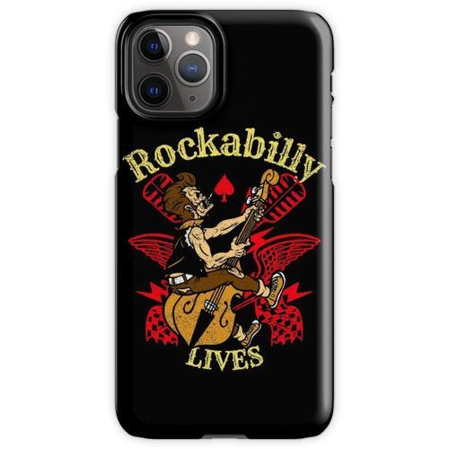 Rockabilly Rockabillystyle Rockabilly Lives Rockabilly Shirt iPhone 11 Pro Handyhülle