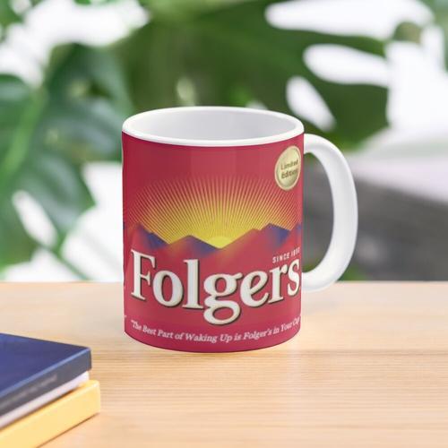 FOLGERS COFFEE Mug