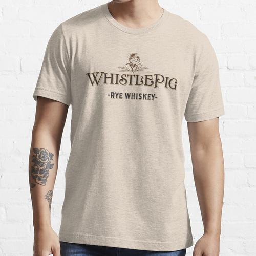 WhistlePig Straight Rye Whisky Essential T-Shirt