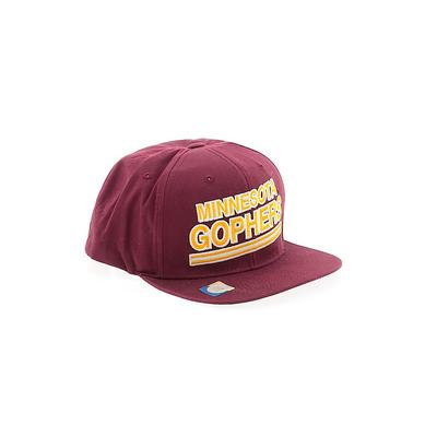 Collegiate Headwear Baseball Cap: Burgundy Accessories