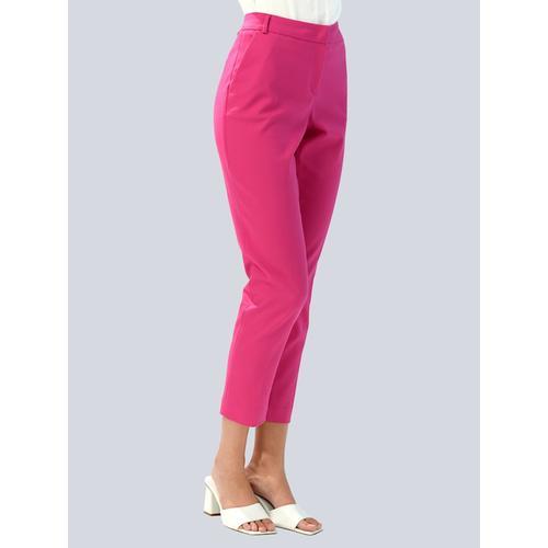 Alba Moda, Hose in sommerlicher Farbe, rosé