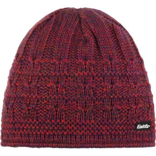 EISBÄR Damen Mütze Dara MÜ, Größe - in rotblau