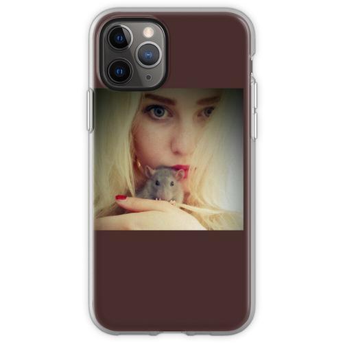 Farbrattenliebe Flexible Hülle für iPhone 11 Pro