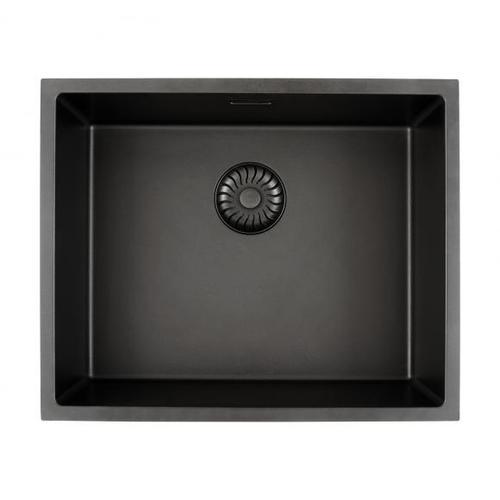 PREMIUM 300 Küchenspüle mit nahtlosem Design-Ablauf B: 54 T: 44 cm PR1183