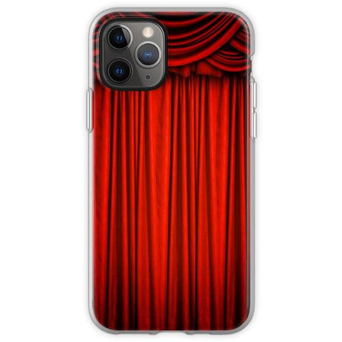 Theater-Duschvorhang Flexible Hülle für iPhone 11 Pro