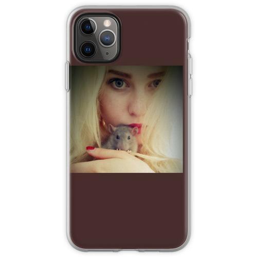 Farbrattenliebe Flexible Hülle für iPhone 11 Pro Max