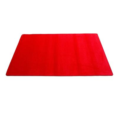 Red Solid - Rectangle Small - Children's Factory CPR479R
