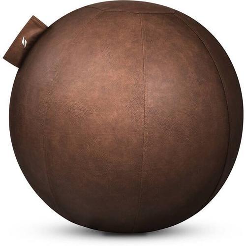 STRYVE Sitzball Ball Lederstoff 65cm, Größe ONE SIZE in STRYVE Ball Lederstoff 65cm