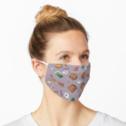 Yum Cha Faves - neutral Maske