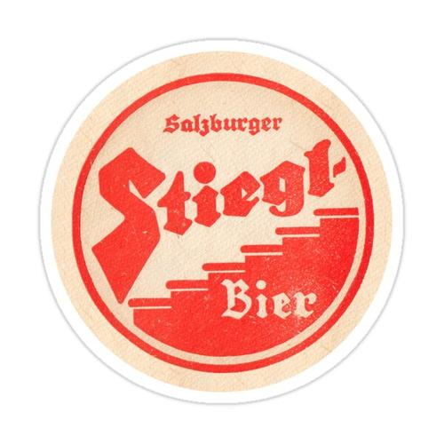 Salzburger Bier Sticker