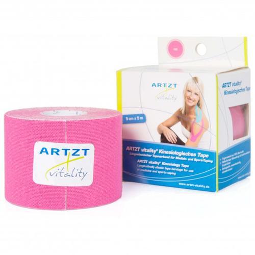 ARTZT vitality - Kinesiologisches Tape - Tape Gr 5 m schwarz