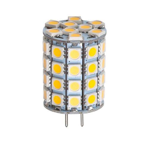 lumexx LED Leuchtmittel 4,8 Watt 2700K, GY6.35, dimmbar 9-900-48-1, EEK: A++