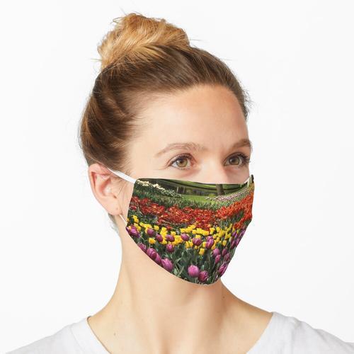 Keukenhof Garten Maske
