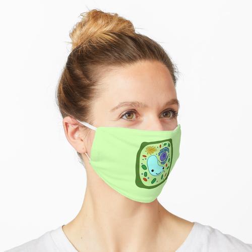 Pflanzenzelle Maske