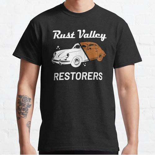Rust Valley Restauratoren Classic T-Shirt