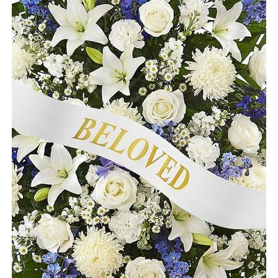 "Sympathy Ribbon ""Beloved Grandpa"" Ribbon by 1-800 Flowers"