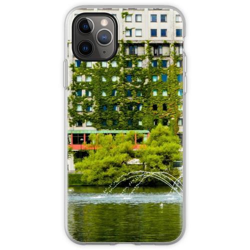 Architektur und Naturfotografie Flexible Hülle für iPhone 11 Pro Max