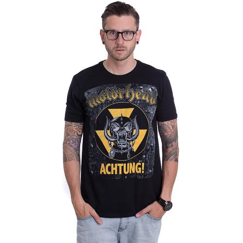 Motörhead - Achtung! - T - T-Shirts