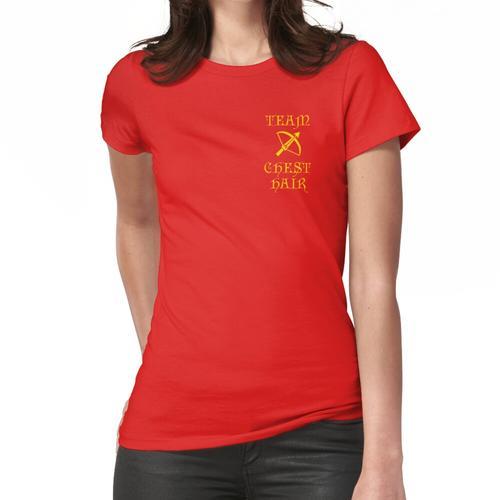 Team Brusthaar Frauen T-Shirt
