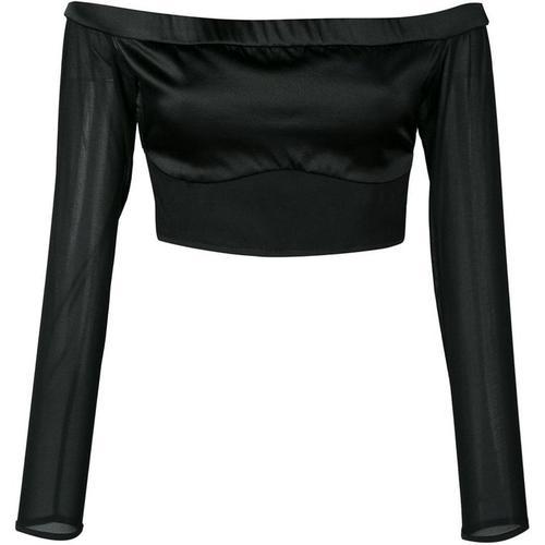 Kiki de Montparnasse 'Cage' Cropped-Top