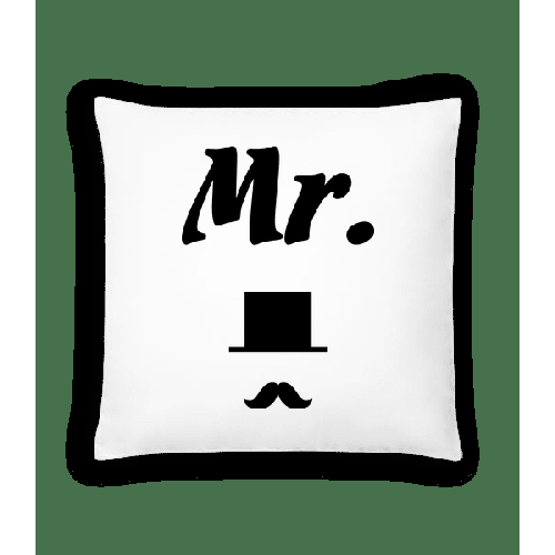 Mr. Wedding - Kissen