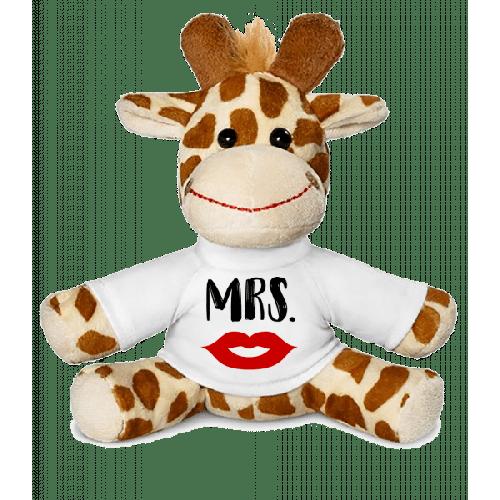 Mrs. - Giraffe