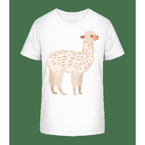 Alpaka - Kinder Premium Bio T-Shirt