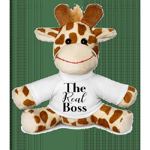 The Real Boss - Giraffe
