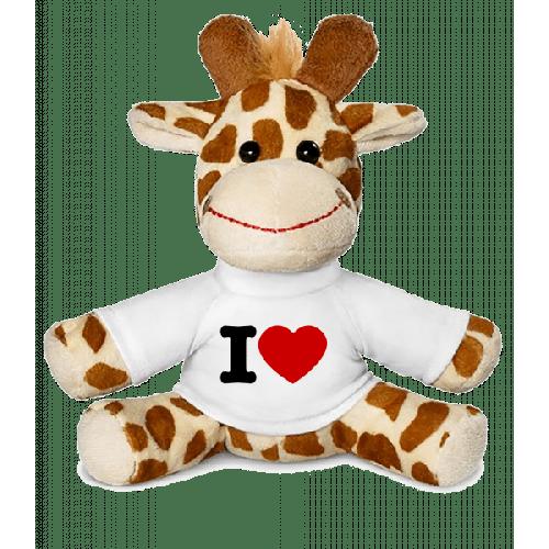I Love Herz - Giraffe