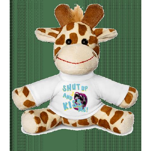 Shut Up And Kiss Me - Giraffe