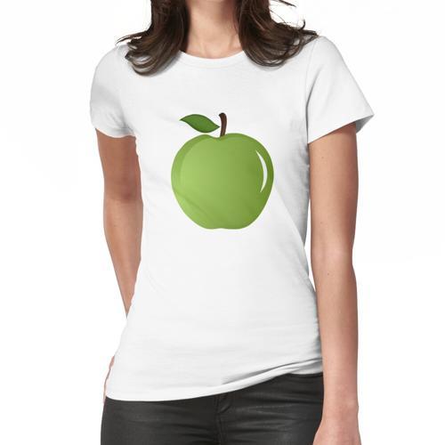 Leckerer und sehr leckerer Apfel Frauen T-Shirt