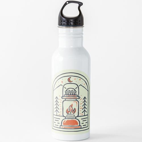 Laterne Wasserflasche
