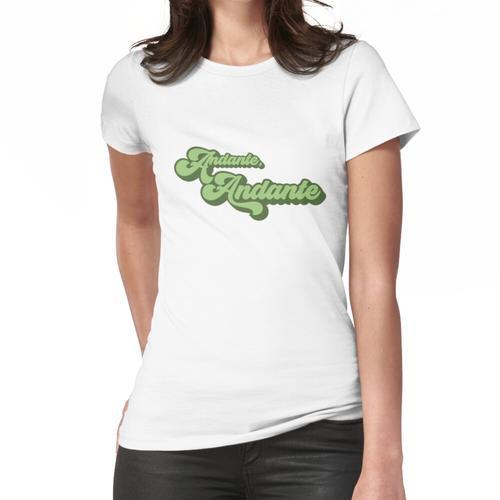 Andante, Andante Frauen T-Shirt