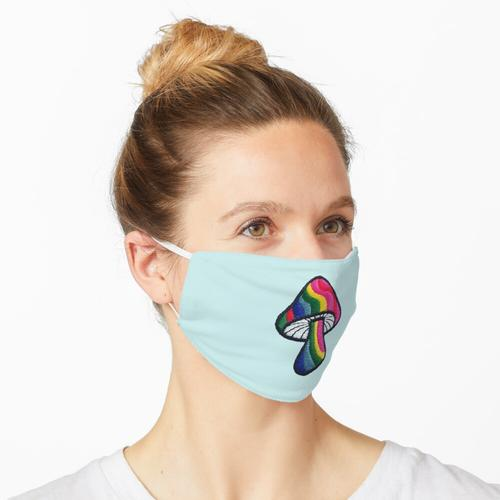 Pilzpflaster Maske